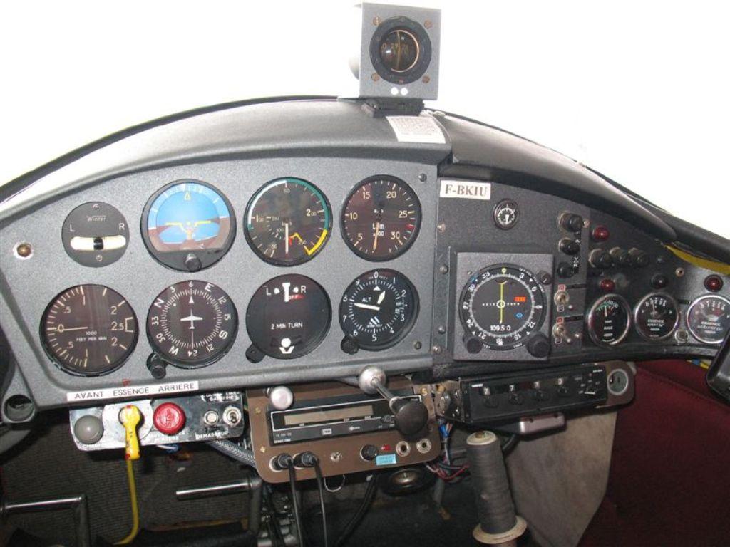 Jodel divers la vente - Cockpit avion a vendre ...